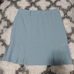 Samba pleated skirt